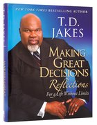 Making Great Decisions Reflections Hardback