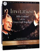 Invitation: Billy Graham and the Lives God Touched (2 Cds Unabridged) CD