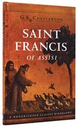 Saint Francis of Assisi Hardback