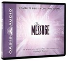 Message Complete Bible on MP3 (4 Cd Set) CD