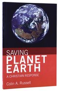 Saving Planet Earth Paperback