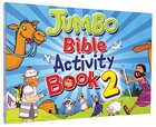 Jumbo Bible Activity Book 2 Paperback