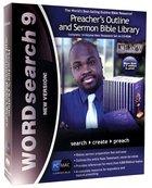 Wordsearch 9 Preacher's Outline and Sermon Bible New Testament