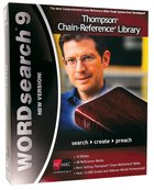 Wordsearch 9 Thompson Chain Reference Library