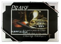 Framed: Praise Psalm 92:1