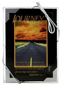 Framed: Journey (Jeremiah 29:11)
