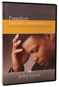 Freedom From Worry and Anxiety (1 Disc)