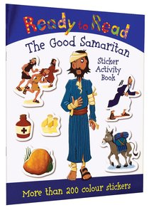 The Good Samaritan (Sticker Book) (Ready To Read Series)