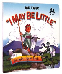 I May Be Little Jigsaw Book (Me Too! Series)