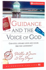 Guidance and the Voice of God (Guidebooks For Life Series)