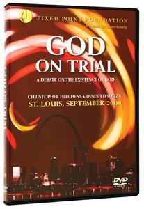 Dsouza / Hitchens Debate: God on Trial (Fixed Point Foundation Films Series)