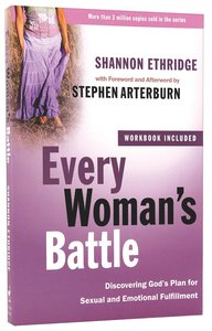 Every Womans Battle (Includes Workbook)