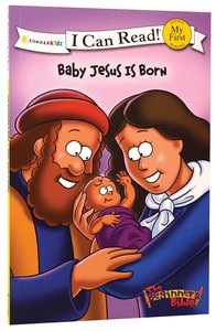 Baby Jesus is Born (My First I Can Read/beginners Bible Series)