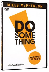 Do Something (Dvd)