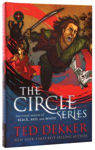 Circle Series: Black, Red, White Graphic Novels 3-In-1 (Dekker Trilogy The Circle Series)