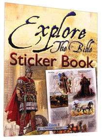 Explore the Bible Sticker Book (Candle Discovery Series)