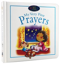 My Very First Prayers (Candle Bible For Toddlers Series)