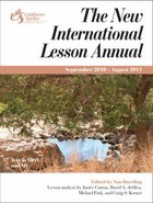 The New International Lesson Annual (2010-2011) Paperback