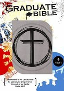 NRSV Graduation Bible With Cross