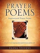 Prayer Poems Paperback