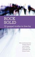 Rock Solid Paperback