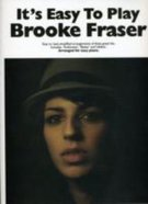 It's Easy to Play Brooke Fraser Paperback