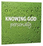 Knowing God Personally NLT Booklet