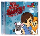 Let's Sing Sing Sing! Volume 1 CD