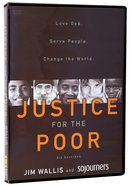 Justice For the Poor (Dvd) DVD