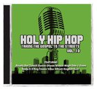 Holy Hip Hop #10: Taking the Gospel to the Streets CD & DVD CD