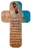 Cross Magnet: Footprints