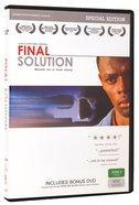 Final Solution DVD