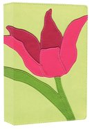 NIV Thinline Bloom Bible Tulip (Red Letter Edition)