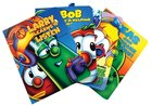 Veggie Tales Values: Board Book Collection (4 Books) Pack