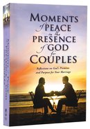 Moments of Peace in the Presence of God For Couples Hardback