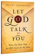 Let God Talk to You Paperback