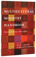 Multicultural Ministry Handbook Paperback