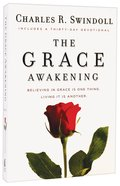 The Grace Awakening With Devotional Paperback