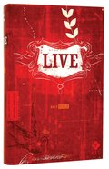 NLT Live Bible (Black Letter Edition) Hardback