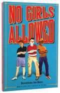 No Girls Allowed Paperback