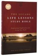 NKJV Inspirational Study Bible Hardback