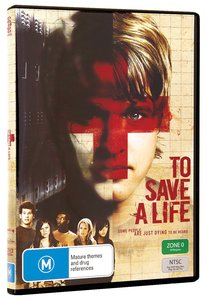 Scr DVD to Save a Life: Screening Licence (51-100 People)