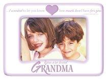 Photo Frame: Grandma You Are Loved