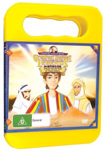 Joseph and the Coat of Many Colours (Greatest Heroes & Legends Of The Bible Series)