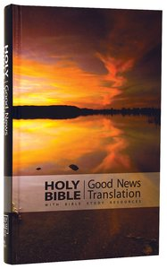 GNB Thinline Bible Sunrise
