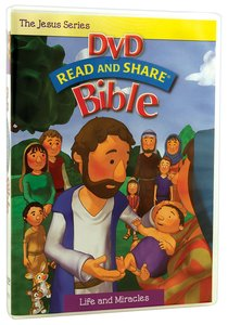 Jesus - Life and Miracles (Read And Share Dvd Series)