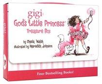 4in1 Treasure Box Set (Gigi, Gods Little Princess Series)
