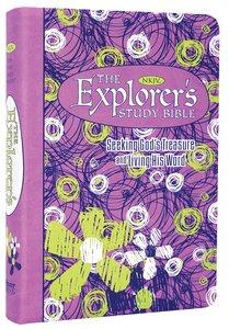 NKJV Explorers Study Bible Purple