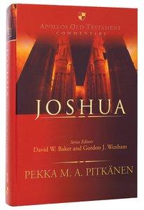 Joshua (Apollos Old Testament Commentary Series)