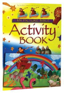 My Picture Bible Activity Book
